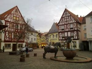 Rossmarktbrunnen